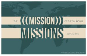 Mission of the Church poster